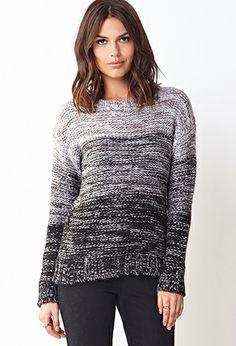 Fireside Ombé Sweater | FOREVER21 - #ForeverHoliday