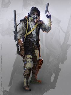 Red Hunter, Vlad Tkach on ArtStation at http://www.artstation.com/artwork/red-hunter