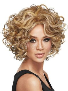Terrific Kooky Curls I Will Cut My Hair Like This Next Summer Hairy Hairstyle Inspiration Daily Dogsangcom