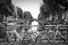 In Black and in White... Amsterdam