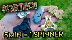 SORTEO FIDGET SPINNER (MUNDIAL) | AYER GANARON 534 PERSONAS!! | SORTEIO ...
