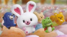 Mofy | Télé-Québec Quebec, Cute Love Gif, Kawaii, Kid Character, Cute Cartoon Wallpapers, Cute Characters, Stop Motion, Craft Party, Needle Felting