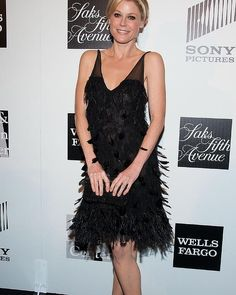 Julie Bowen arrives at An Evening Benefiting The L.A. Gay & Lesbian Center in Beverly Hills.