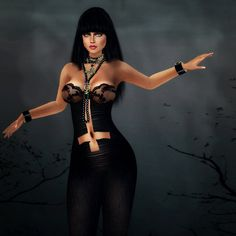 """https://flic.kr/p/v6CepY   MY BLACK SIDE....   oh yes I have one smile emoticon  New Blog post MIMI'S CHOICE, presenting new bodysuits of A.F.I. <a href=""""http://mimischoice.blogspot.be/2015/06/my-dark-side.html"""" rel=""""nofollow"""">mimischoice.blogspot.be/2015/06/my-dark-side.html</a>  link to the outfit : <a href=""""http://maps.secondlife.com/secondlife/Deep%20House%20Island/161/68/22"""" rel=""""nofollow"""">maps.secondlife.com/secondlife/Deep%20House%20Island/161/...</a>"""