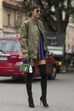 nice Milan Fashion Week, Day 6 by http://www.redfashiontrends.us/milan-fashion-weeks/milan-fashion-week-day-6/