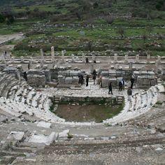 Roman Ruins - Jordan