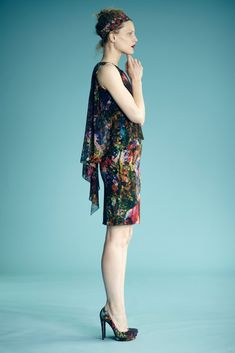Erdem Resort 2012 Collection Photos - Vogue