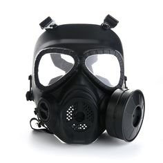 VILONG Airsoft Paintbal Dummy Gas Mask Fan for Cosplay Protection Zombie Soldiers Halloween Masquerade Resident Evil Antivirus Skull (black) Airsoft Gas Mask, Airsoft Helmet, Halloween Costume Props, Halloween Masquerade, Skeleton Mask, Tactical Helmet, Oxygen Mask, Steampunk Halloween, Bird Masks