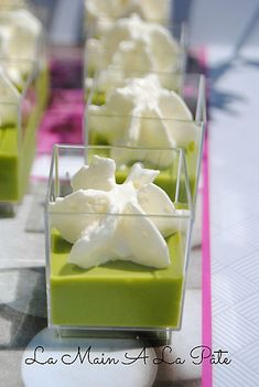 Green pea and mint capuccino - Charmian Safhill Mousse, Rumchata Recipes, Healthy Food Alternatives, Healthy Cocktails, Good Food, Yummy Food, Minis, Appetisers, Finger Foods