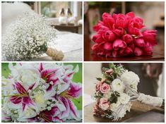 O buquê é o toque final do seu look, mas não menos importante! Já que ele merece uma atenção especial, separamos flores especiais para te inspirar.