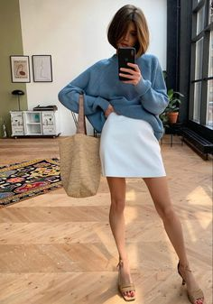 Mode Outfits, Casual Outfits, Fashion Outfits, Womens Fashion, Spring Summer Fashion, Spring Outfits, Autumn Fashion, Everyday Outfits, Everyday Fashion
