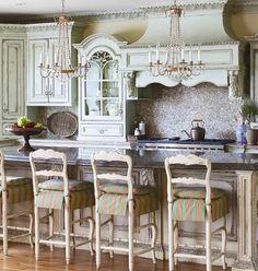 Love Love Love this kitchen!!!
