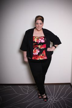 "We <3 Jessica Kane's blog ""The Life & Style of Jessica Kane"" and she looks great in our Torrid goodies, doesn't she? Too cute!"