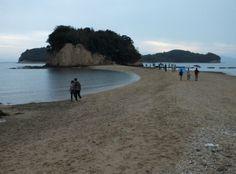 Angel Road on Shodoshima  #japan #shodoshima #kagawa #setouchi