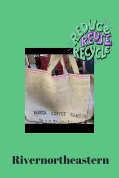 100 % handmade product made solely from recycled coffee sacks Perfect for daily use and an ideal new home present for market shoppings. There is no lining but durable due to the nature of the sack itself. Each bag has different printing. Different items can be sent from the picture. -Don't forget to review!- coffee sack ideas / coffee sack projects / coffeesack bag #coffeebeans #coffeepouchdesign #boutiqueetsy #craftstoremakeandsell #fabriccraftdiy #presenttime #upcyclingideen #recycling New Home Presents, New Home Gifts, Coffee Bean Sacks, Coffee Beans, Reuse Recycle, Recycling, Make And Sell, Craft Stores, Bag Making