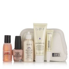216417 - OPI Fabulous 5 Piece Nail Envy & Avoplex Nailcare Collection - QVC Price: £27.50  Introductory Price: £24.96 + P&P: £0.00