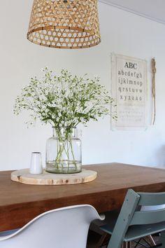 Ik kocht afgelopen week een grote bos zeepkruid op de markt. Wil jij ook snel, simpel en goedkoop een mooi gevulde vaas op tafel?