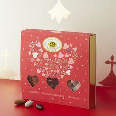 boîte Cœur, création Mini labo pour Mazet