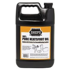 Weaver Leather NEATSFOOT OIL,100%,PINT by Weaver Leather, Inc.. $5.10. Weaver Leather NEATSFOOT OIL,100%,PINT