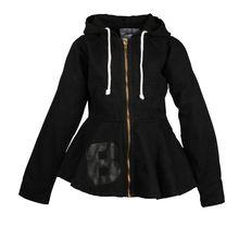 Peplum Jacket / The Brand
