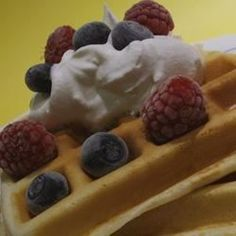 Mom's Best Waffles - Allrecipes.com