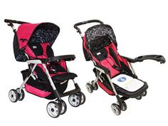stroller that is also a changing table