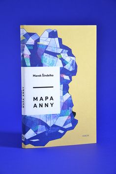 Book cover / Mapa Anny on Behance