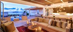 For the Caribbean's winter season, villa vacations are in high demand. These four island residences in St. Martin, St.