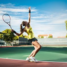 The Tennis Pro Workout for a Grand Slamming Body