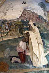 Sodoma- Come romano monaco da lo abito eremitico a benedetto.4