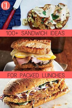 Save money and eat healthier with these super sandwiches. | Cooking Light