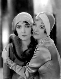 The Style Essentials--Joan Crawford Struts Her Stuff in 1928's OUR DANCING DAUGHTERS | GlamAmor