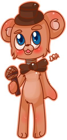 Five Nights at Freddy's 2 Toy Freddy
