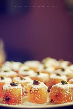Pistachio-coconut Turkish delight | Just Love Cookin