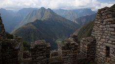 Beautiful view from the #MachuPicchu            ®David Fabrega