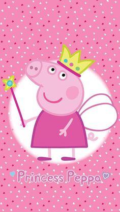 Resultado de imagen para wallpaper peppa pig
