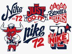Dribbble - 123klan Nike by 123klan