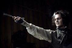 Still of Johnny Depp in Sweeney Todd: The Demon Barber of Fleet Street