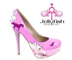 Unicorn Heels