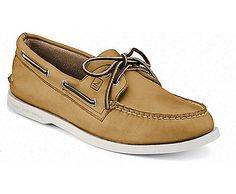 Sperry Top-Sider Authentic Original 2-Eye Boat Shoe [OATMEAL]