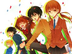 My Little Monster aka Tonari no Kaibutsu kun. I just finished watching it yesterday, I love it!