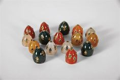 A Chaupar Game Set, with original gold work gem set pieces, agata, diamonds…