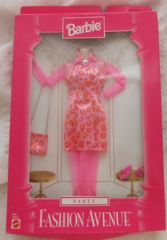 Got this one, unopened -- Barbie Fashion Avenue Party