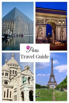Paris, France is one of the most visited cities in the world, and it's easy to see why. A Paris Travel Guide.