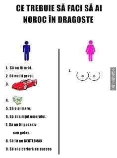 Ce trebuie să faci să ai noroc în dragoste   Link Postare ➡ http://9gaguri.ro/media/ce-trebuie-sa-faci-sa-ai-noroc-in-dragoste