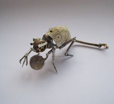 Mechanical Animal Buzzer by AMechanicalMind
