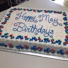 June Birthday Cake My Cakes Pinterest Birthday cakes and Cake