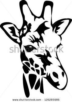 giraffe-head-clip-art-stock-vector-head-of-giraffe-126285986.jpg (329×470)