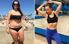 'I Set Out To Get A Revenge Body—But Losing 40 Pounds Changed My Life In A Much Bigger Way'  http://www.womenshealthmag.com/weight-loss/katie-gallagher-success-story?utm_campaign=DailyDose