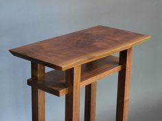 Bar Table Handmade Custom Wood Furniture Mid by MokuzaiFurniture